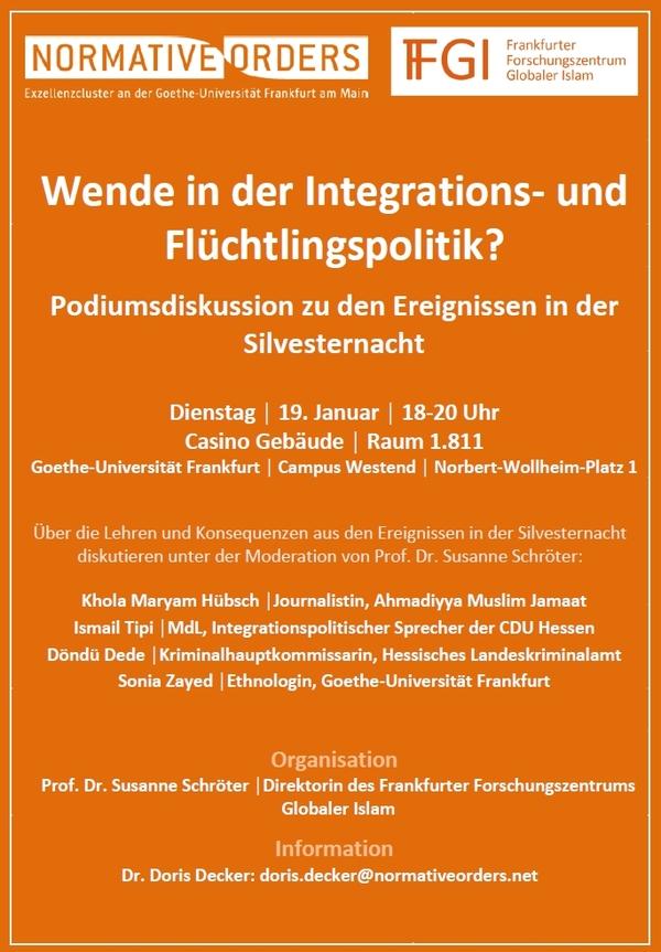 Wende in der Integrations- und Flüchtlingspolitik?