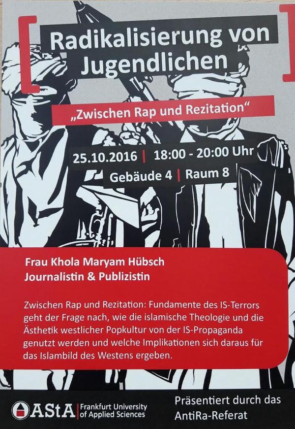 Präsentation: Radikalisierung von Jugendlichen