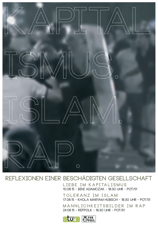 Vortrag: Kapitalismus. Islam. Rap.