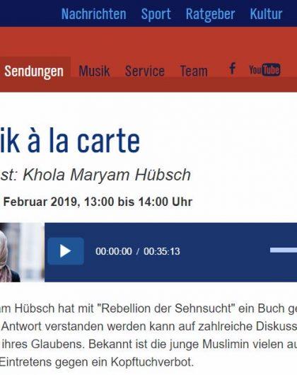 NDR Kultur: Klassik à la carte